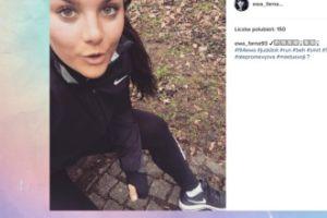 Ewa Farna zabrała się za treningi (FOTO)