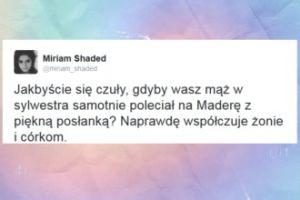 """Shaded o Petru: """"Współczuje żonie i córkom"""""""