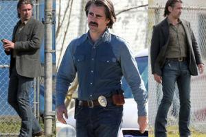 "Colin Farrell na planie ""Detektywa 2""!"