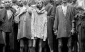 Anja Rubik jak z obozu koncentracyjnego. Internet szaleje