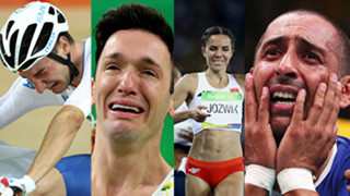 Tak wyglądała tegoroczna olimpiada: Wybuchy radości i łzy wzruszenia (ZDJĘCIA)