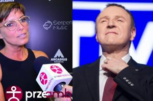 """Felicjańska krytykuje TVP: """"Media publicznie manipulują! Mają świadomość, że telewizja jest władzą"""""""
