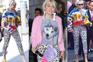 """Miley Cyrus ma nowy styl! """"Moje życie stało się lepsze"""" (ZDJĘCIA)"""