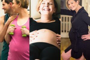 TYLKO U NAS: Otylia Jędrzejczak w ciążowej sesji! (ZDJĘCIA)