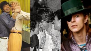 Z kim spali David Bowie i Mick Jagger? (ZDJĘCIA)