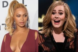 """""""Beyonce wstrzymała premierę płyty, żeby Adele mogła błyszczeć"""""""