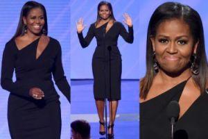 Elegancka  Michelle Obama na gali ESPY Awards (ZDJĘCIA)