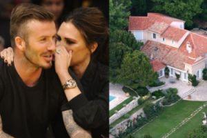 Beckhamowie mają kłopoty finansowe? Sprzedają kolejną willę