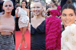 Cannes 2017: Kristen Stewart, Pamela Anderson i WIELKIE USTA Kendall Jenner... (ZDJĘCIA)
