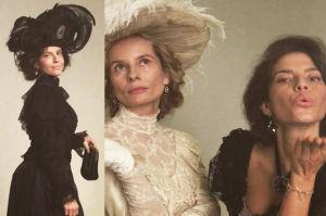 Weronika Rosati promuje nowy serial TVN