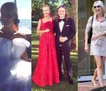 Wróblewska o sukni ślubnej Szulim: