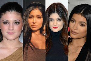"""Od """"brzydkiej siostry"""" do największej gwiazdy w rodzinie: Kylie Jenner kończy dzisiaj... 20 lat! (DUŻO ZDJĘĆ)"""