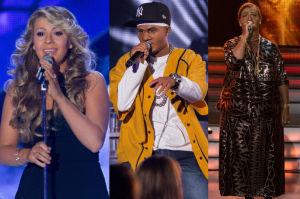 Paschalska jako 50 Cent, Cerekwicka przebrana za Mariah Carey, znów wygrywa... Terrazzino!