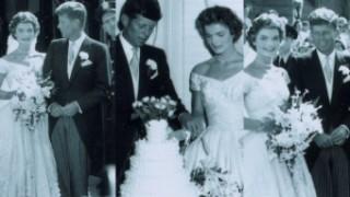 Niepublikowane ZDJĘCIA ZE ŚLUBU Jacqueline i Johna F. Kennedy'ego!