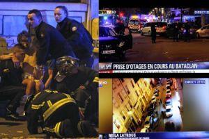 Z OSTATNIEJ CHWILI: Zamach w Paryżu, 35 OSÓB NIE ŻYJE!