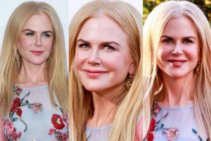 Woskowa i gładka twarz Nicole Kidman na premierze (ZDJĘCIA)