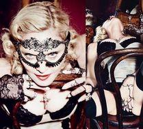 Erotyczne przebrania Madonny w nowym