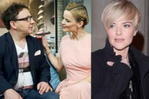 """Zamachowska o nowej fryzurze: """"Konsultowałam się z mężem"""""""
