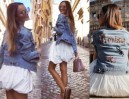 Marina Łuczenko tańczy na ulicy w Rzymie (FOTO)