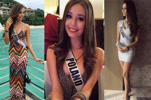 Miss Polonia Izabella Krzan na zgrupowaniu na Filipinach (ZDJĘCIA)