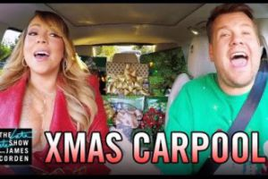 "Carey, Adele, Lady Gaga i inne gwiazdy śpiewają ""All I Want for Christmas Is You"""