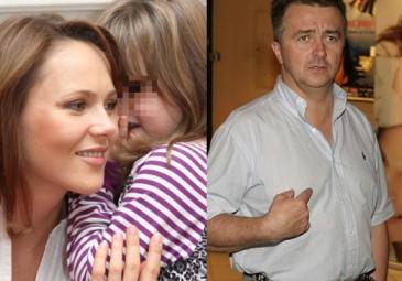 Córka Samusionek będzie widywać ojca! Matka CHCIAŁA JEJ TEGO ZAKAZAĆ!
