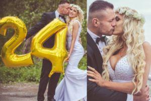 """Eliza i Trybson z """"Warsaw Shore"""" wzięli ślub! """"Mr & Mrs Trybała"""""""
