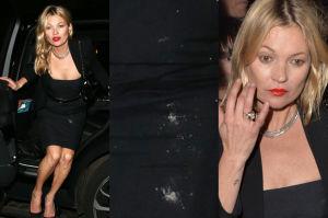 Kate Moss ZNOWU WCIĄGA KOKAINĘ? Spójrzcie na te zdjęcia...