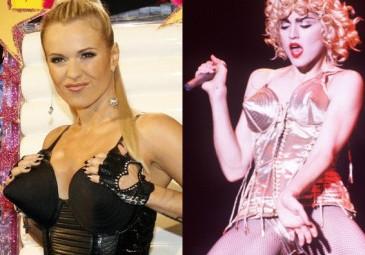 Doda nie zagra przed Madonną!