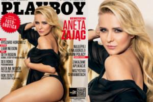 """Mamy okładkę """"Playboya"""" z Anetą Zając! (FOTO)"""