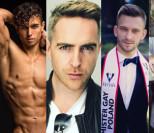 Tak wyglądają finaliści konkursu Mr Gay Europe! Jest wśród nich Polak! (ZDJĘCIA)
