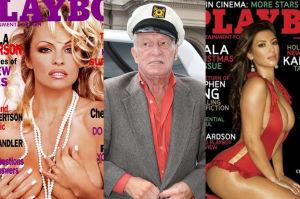 """Playboy"" rezygnuje z nagich zdjęć modelek!"