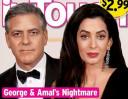 Kryzys w związku Clooneya i Amal?