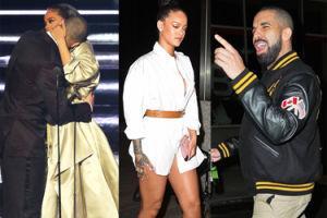 Rihanna i Drake na randce! (ZDJĘCIA)