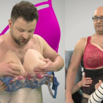 """Tymczasem w """"Dzień Dobry TVN"""": Dziennikarze skaczą ze sztucznymi piersiami..."""