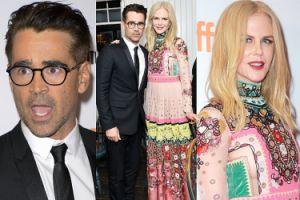Nicole Kidman i Colin Farrell promują wspólny film na Festiwalu w Toronto (ZDJĘCIA)