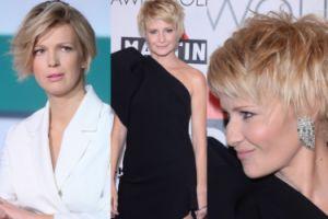 Małgorzata Kożuchowska ma nową fryzurę! Kogo Wam przypomina? (ZDJĘCIA)