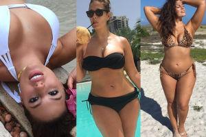 """Modelka XXL o konkursie Miss USA: """"Marzę, aby za rok na wyborach pojawiły się pulchne miss"""""""