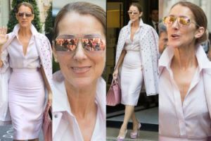 Celine Dion w stylizacji za PONAD 40 TYSIĘCY! Widać? (ZDJĘCIA)