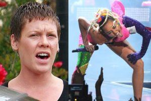 """Pink krytykuje VMA: """"Żenujące i obrzydliwe!"""""""