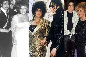 Tak wyglądała przyjaźń Michaela Jacksona i Liz Taylor: Luksusowe prezenty i dziecinne zabawy