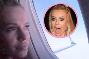 """Doda spanikowała w samolocie! """"Skończyłam reanimacją na pokładzie!"""""""