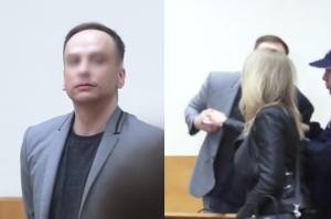 Dariusz K. w sądzie. Za tydzień usłyszy wyrok