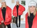 Joanna Horodyńska na pokazie w kurtce za 11 tysięcy (ZDJĘCIA)
