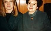 Hanna Gronkiewicz-Waltz i Krystyna Pawłowicz na wspólnej fotce
