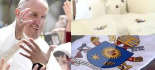 """Trwają przygotowania na przyjazd papieża: """"Pościel jest specjalnie robiona. Była już nawet prana, bo wszyscy jej dotykają!"""""""