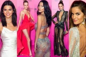 Modelki Victoria's Secret na różowym dywanie (ZDJĘCIA)