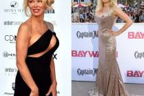 Styl gwiazdy: Pamela Anderson