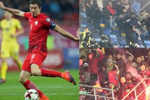 Polska pokonała Rumunię! Lewandowski strzelił dwa gole!