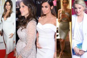 Baby boom w show biznesie: te celebrytki wkrótce zostaną mamami (ZDJĘCIA)